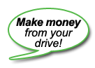 Make Money from your drive